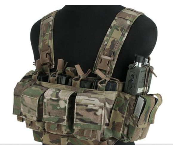 Mayflower LE Active Shooter Chest Rig